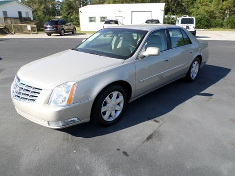 2007 Cadillac DTS for sale in Little River, SC