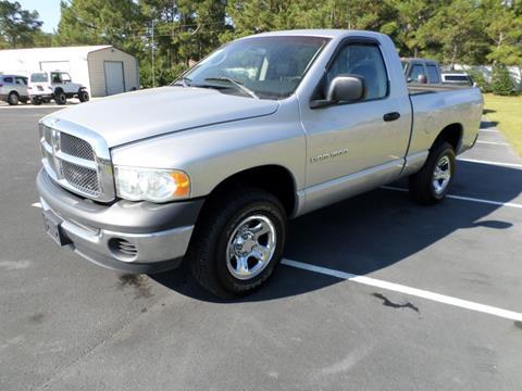2002 Dodge Ram Pickup 1500 for sale in Little River, SC