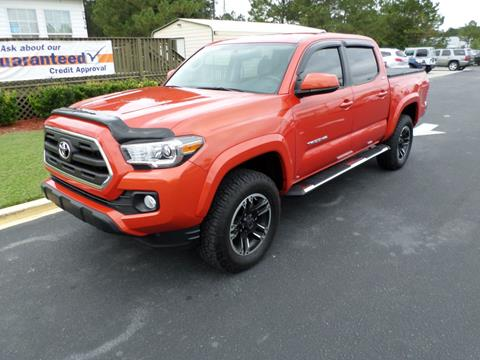 2016 Toyota Tacoma for sale in Little River, SC