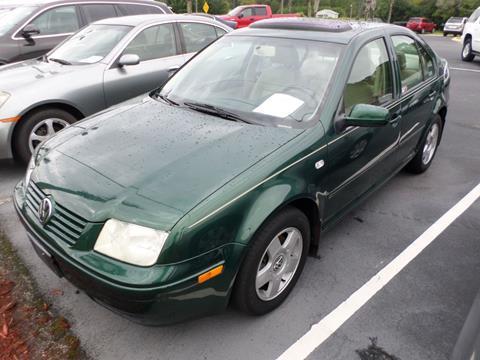 2000 Volkswagen Jetta for sale in Little River, SC