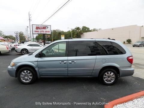 2005 Chrysler Town and Country for sale in Daytona Beach, FL