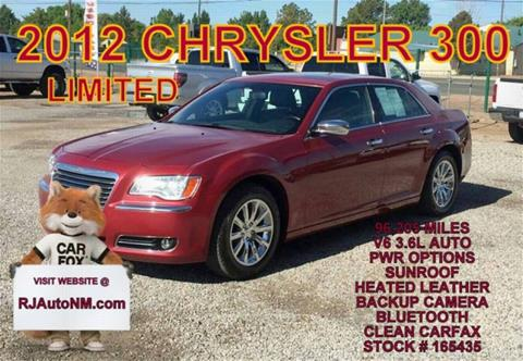 2012 Chrysler 300 for sale in Bosque Farms, NM