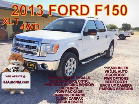 2013 Ford F-150 for sale in Bosque Farms, NM