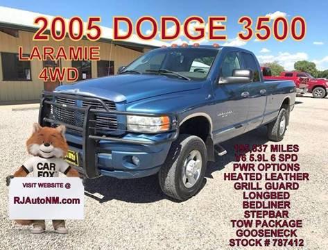 2005 Dodge Ram Pickup 3500 for sale in Bosque Farms, NM