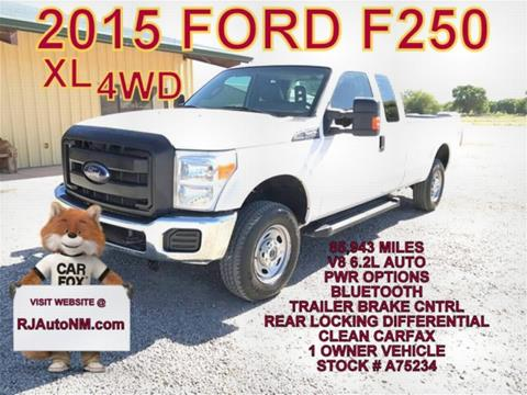 2015 Ford F-250 Super Duty for sale in Bosque Farms, NM