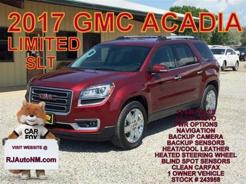2017 GMC Acadia Limited for sale in Bosque Farms, NM