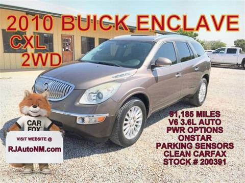 2010 Buick Enclave for sale in Bosque Farms, NM