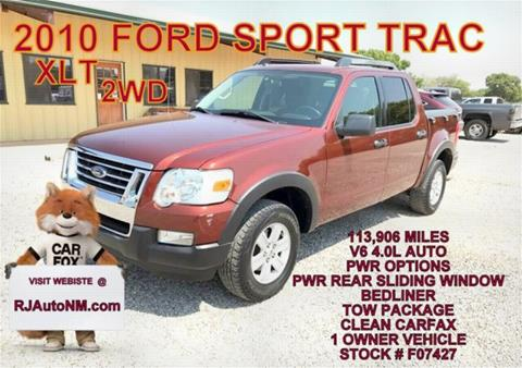 2010 Ford Explorer Sport Trac for sale in Bosque Farms, NM