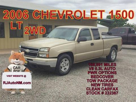 2006 Chevrolet Silverado 1500 for sale in Bosque Farms, NM