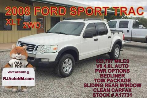 2008 Ford Explorer Sport Trac for sale in Bosque Farms, NM