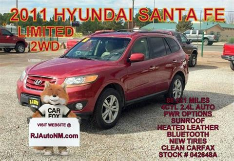 2011 Hyundai Santa Fe for sale in Bosque Farms, NM