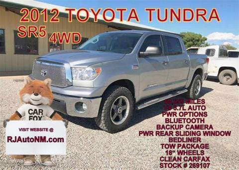 2012 Toyota Tundra for sale in Bosque Farms, NM