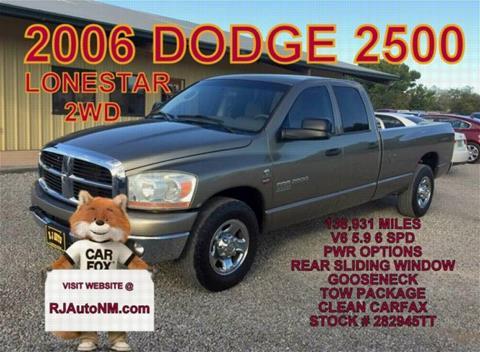 2006 Dodge Ram Pickup 2500 for sale in Bosque Farms, NM