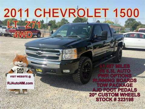 2011 Chevrolet Silverado 1500 for sale in Bosque Farms, NM