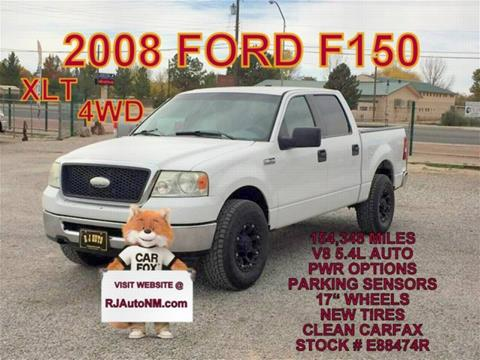 2008 Ford F150 For Sale  Carsforsalecom