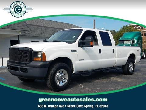2007 Ford F-250 Super Duty for sale in Green Cove Springs, FL