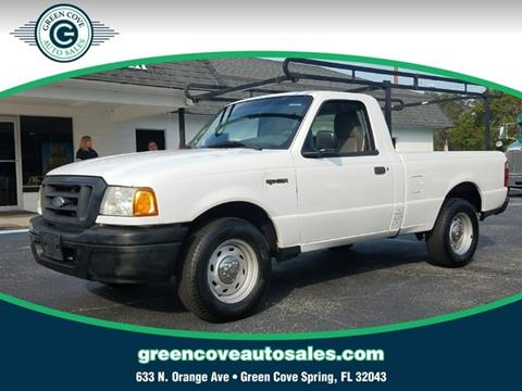 2005 Ford Ranger for sale in Green Cove Springs, FL