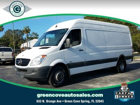 2013 Mercedes-Benz Sprinter Cargo for sale in Green Cove Springs, FL