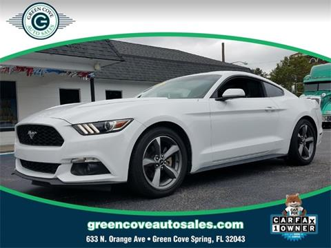 2015 Ford Mustang for sale in Green Cove Springs, FL