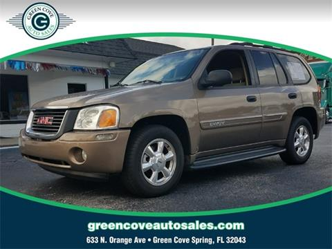 2003 gmc envoy for sale carsforsale 2003 gmc envoy for sale in green cove springs fl sciox Choice Image