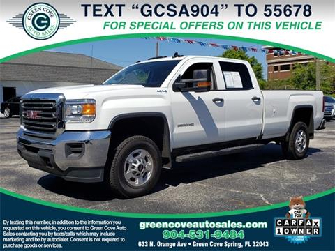 2016 GMC Sierra 2500HD for sale in Green Cove Springs, FL