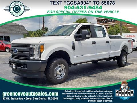 2018 Ford F-350 Super Duty for sale in Green Cove Springs, FL