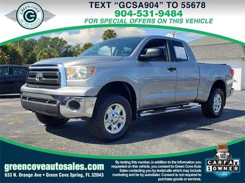 2013 Toyota Tundra For Sale >> 2013 Toyota Tundra For Sale In Green Cove Springs Fl