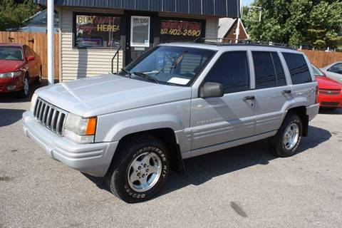 1998 Jeep Grand Cherokee for sale in Evansville, IN