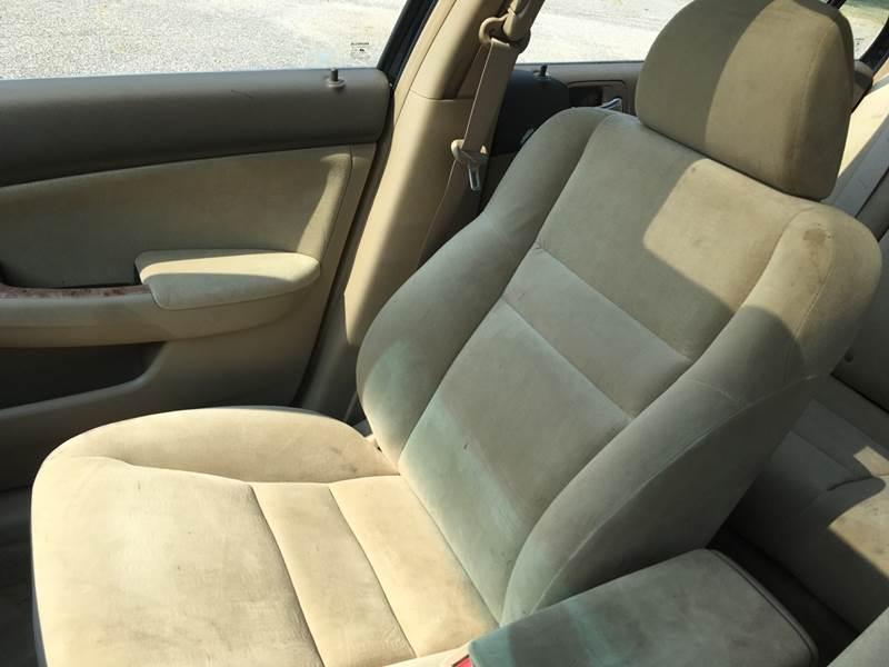 2004 Honda Accord EX 4dr Sedan In Evansville IN - eAutoTrade