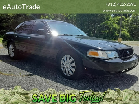 2011 Ford Crown Victoria for sale in Evansville, IN