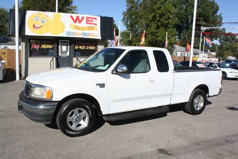2000 Ford F-150 for sale in Evansville, IN