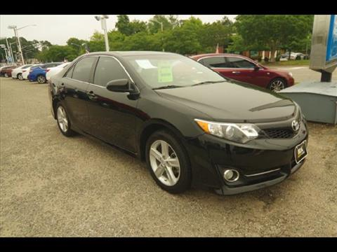 2014 Toyota Camry for sale in Virginia Beach VA