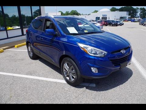 2015 Hyundai Tucson for sale in Virginia Beach VA