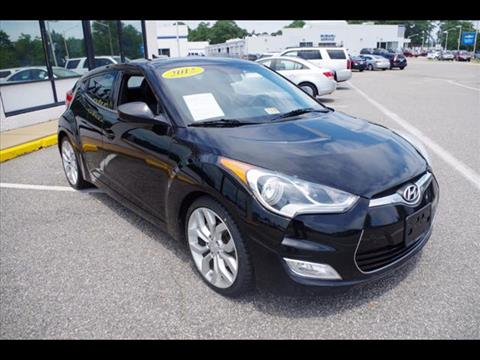 2012 Hyundai Veloster for sale in Virginia Beach, VA