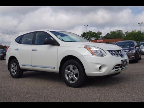2013 Nissan Rogue for sale in Virginia Beach VA