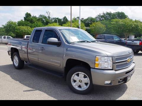 2012 Chevrolet Silverado 1500 for sale in Virginia Beach, VA