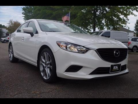 2016 Mazda MAZDA6 for sale in Virginia Beach, VA