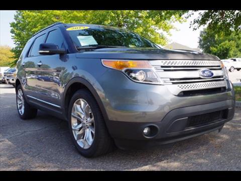 2014 Ford Explorer for sale in Virginia Beach, VA