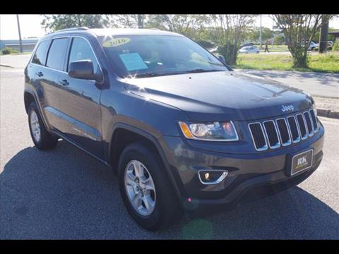 2016 Jeep Grand Cherokee for sale in Virginia Beach, VA