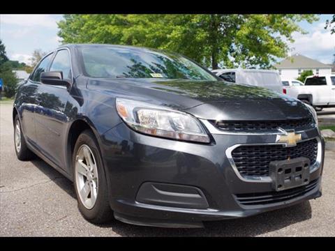 2015 Chevrolet Malibu for sale in Virginia Beach VA