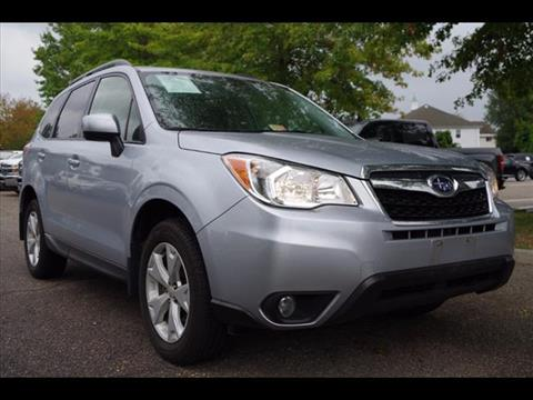 2016 Subaru Forester for sale in Virginia Beach, VA