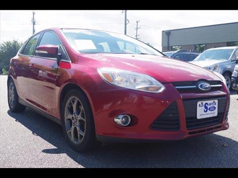 2013 Ford Focus for sale in Virginia Beach VA