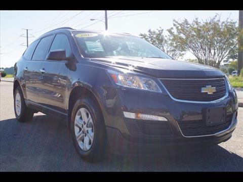 2016 Chevrolet Traverse for sale in Virginia Beach VA