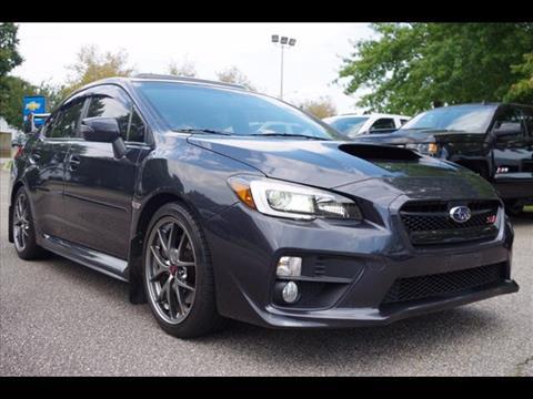 2016 Subaru WRX for sale in Virginia Beach VA