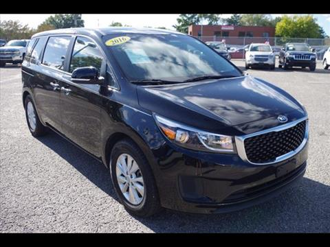 2016 Kia Sedona for sale in Virginia Beach, VA