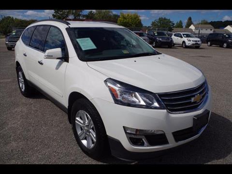 2014 Chevrolet Traverse for sale in Virginia Beach VA