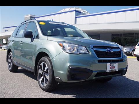 2017 Subaru Forester for sale in Virginia Beach, VA