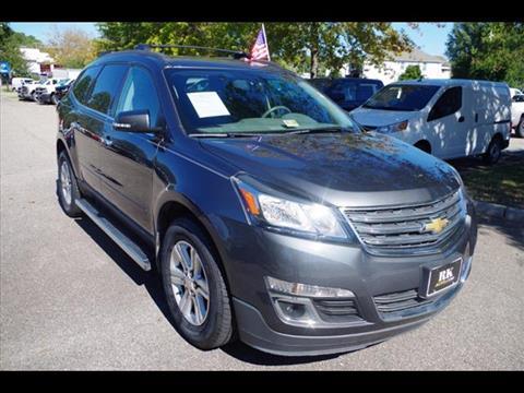 2013 Chevrolet Traverse for sale in Virginia Beach VA