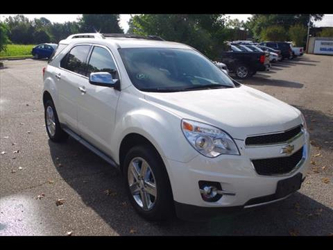 2015 Chevrolet Equinox for sale in Virginia Beach VA