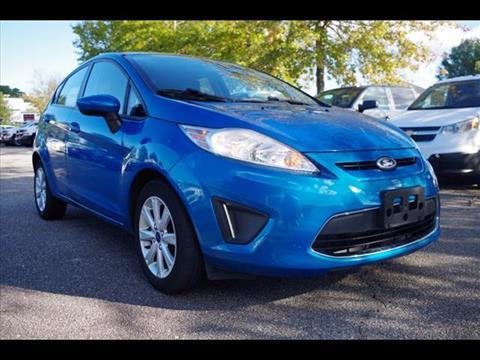 2012 Ford Fiesta for sale in Virginia Beach VA